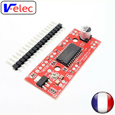 A3967 Stepper Motor Driver V44 pour arduino development board 1265Z