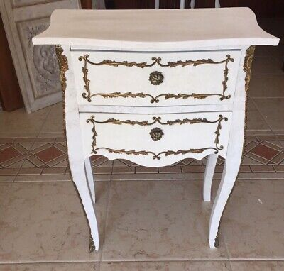 Louis XV bedside table stunning