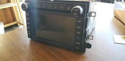 FACTORY STOCK OEM Ford® F-150 Truck Cd Dvd Gps Sync 1