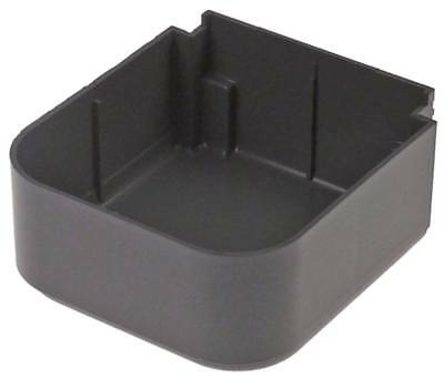 Drip Tray for Beverage Dispenser Width 123mm Length 115mm Height 58mm Grey