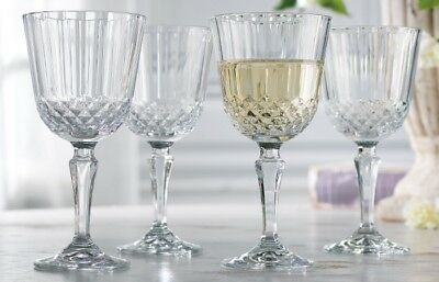 cf51f617729 CELLINI WINE GOBLET, Set of 4 - 7.75 oz. by Home Essentials & Beyond ...