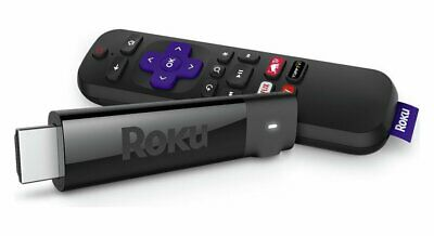 Roku 4K WiFi Enabled Streaming Stick with Remote Control.