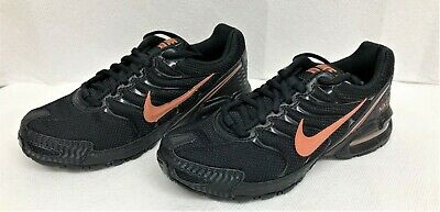ced037b607 Nike Women's Air Max Torch 4 Running Shoe Black/Silver/Pink Flash size US