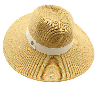c482e1f3 TOMMY BAHAMA MENS PANAMA OUTBACK Hat, New with Defect (Ivory, L/XL ...