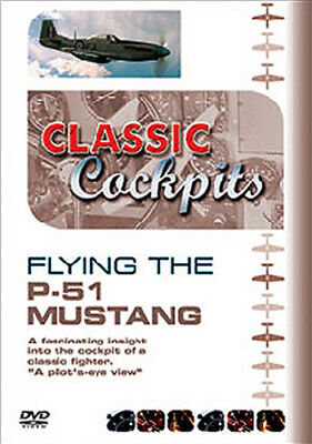 Classic Cockpits: Flying the P-51 Mustang DVD (2010)