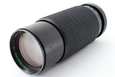 """""""As Is"""" Tokina 100-300mm f/5.6 MF Zoom Lens For Pentax K From Japan #A1441"""