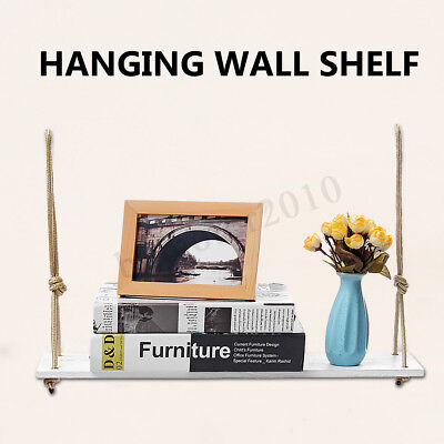 Wall Shelf Wooden Floating Shelving Home Decorative Storage Wall Mounted