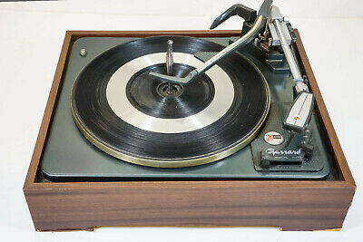 Garrard AT60 4 speed automatic turntable - refurbished