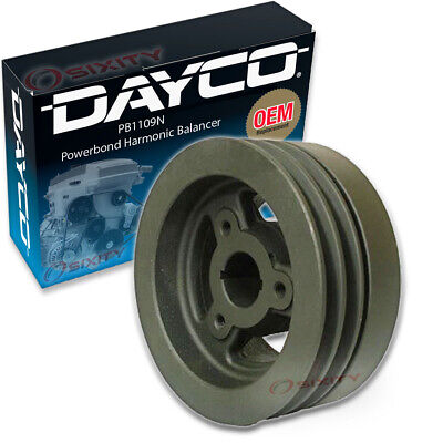 Engine Harmonic Balancer-Premium OEM Replacement Balancer Dayco PB1082N