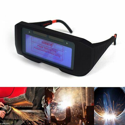 Auto Darkening Solar Powered Mig Tig Arc Welding Helmet LED Digital Display AU
