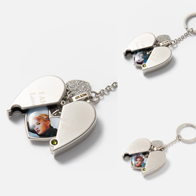 NCT 127 LOVELOVE KEYRING SM Entertainment Official Merchandise + Tracking No.
