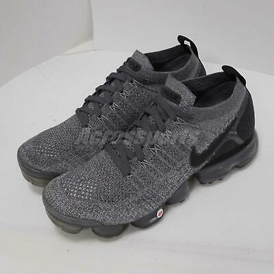 Nike Air Vapormax Flyknit 2 Pre-owned Both Feet With Defect Men US9 942842-002