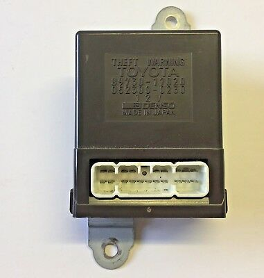TOYOTA MR2 2.0L THEFT WARNING RELAY 89730-17020 Genuine -#29