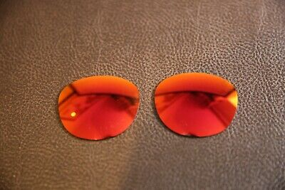 PolarLens POLARIZED Red Fire Replacement Lens for-Oakley Latch sunglasses