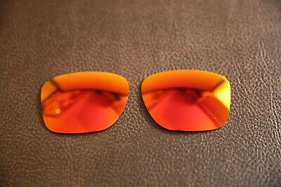PolarLens POLARIZED Red Fire Replacement Lens for-Oakley Crossrange sunglasses
