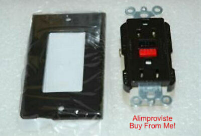 Leviton 6599 GFCI GFI Ground Fault Circuit Interrupter Receptacle BROWN NEW