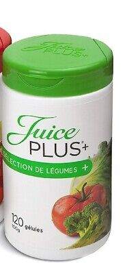 x 1 tube de legumes    juice plus