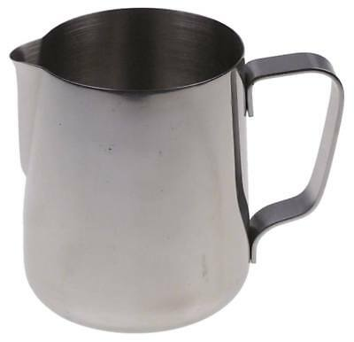 Milk Jug Ø 90mm Height 108mm 0.6l 0,592l Stainless Steel
