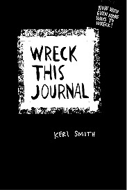 Wreck This Journal By Smith Keri