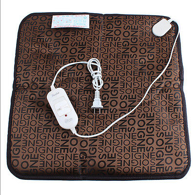 2019 Pet Electric Heat Heated Heating Pad Mat Blanket Bed Dog Cat Bunny &H