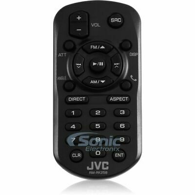 NEW JVC RM-RK258 CAR STEREO RECEIVER REPLACEMENT REMOTE FOR KW-V11 V12 RMRK258