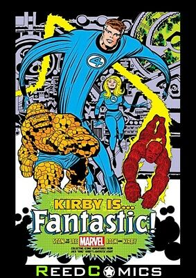 KIRBY IS FANTASTIC KING SIZE HARDCOVER (400 Pages) New Hardback