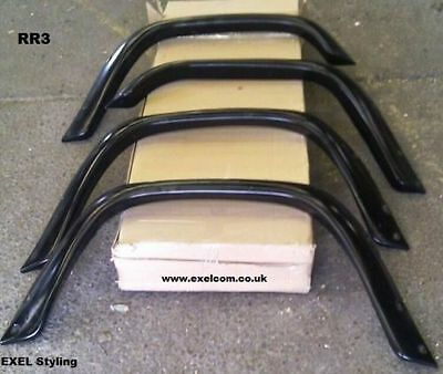 LAND ROVER DISCOVERY 1 ( 3 doors) extended wheel arch set.