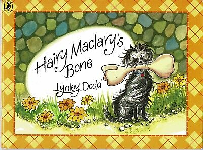 Hairy Maclary's Bone ~ By Lynley Dodd ~ Puffin Paperback