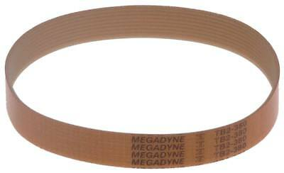 V-Ribbed Belts for Ice Crusher Sirman Triton Ce Cookmax 715001 Width 12mm