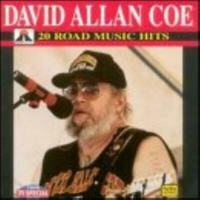 David Allan Coe : 20 Road Music Hits CD Highly Rated eBay Seller, Great Prices