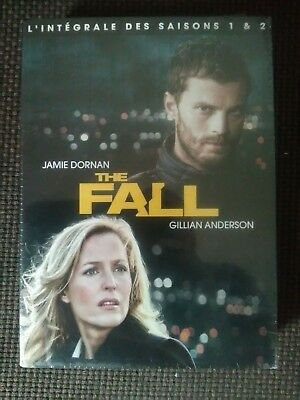 Coffret dvd The Fall saison 1 et 2  NEUF SOUS CELLO
