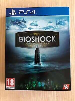 Bioshock: The Collection for PlayStation 4 (PAL)
