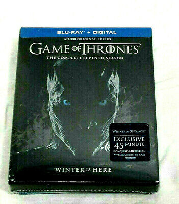 Game of Thrones Season 7 BluRay Digital Download Bonus Disc Conquest Featurette