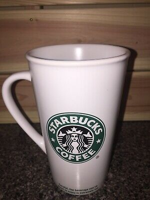 Vintage 2006 16 ounce Starbucks Tall Coffee Mug!