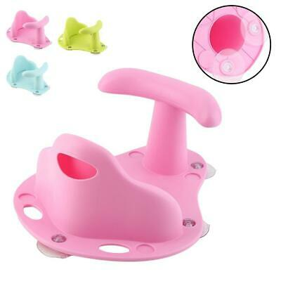 Baby Bath Tub Ring Seat Infant Child Toddler Kids Anti Slip Safety Chair BR
