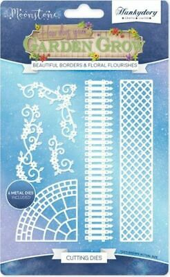 MSTONE038 Fabulous Frames Hunkydory Moonstone Dies Deck the Halls