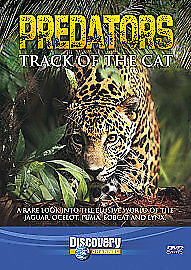 Predators - Track Of The Cat (DVD, 2005) new and sealed free post