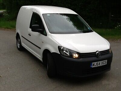 VW caddy Nov 14 c20 startline 1.6 1 owner from new very clean light work