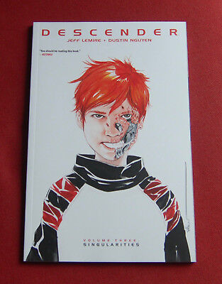 Descender - Volume 3 - Singularities - Jeff Lemire - Dustin Nguyen - IMAGE TPB
