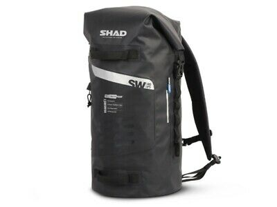 SHAD 100% Waterproof SW38 Backpack / Tail Bag- X0SW38 - New For 2019