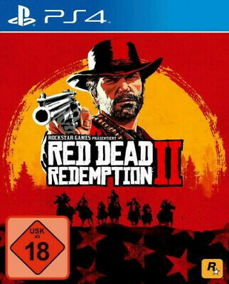 Red Dead Redemption 2 [PlayStation 4] NEU & OVP