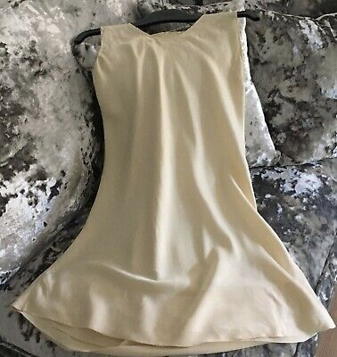 Antique Vintage Childs Underslip Nightdress Handmade Vgc