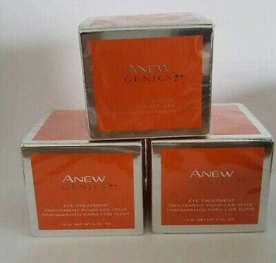 AVON ANEW GENICS Treatment Concentrate 1 OZ New Sealed - $19 99