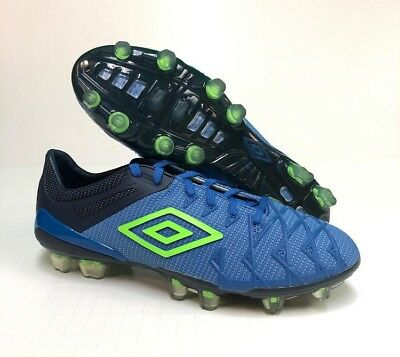 3354cd6568cb Brand New Umbro UX-1 Concept HG Mens Soccer Cleats Boots Size 8.5 Blue Green