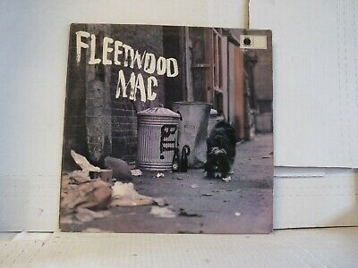 """PETER GREEN'S FLEETWOOD MAC"" S7-63200 1st 1968 UK BLUE HORIZON     MORE LPs   F"
