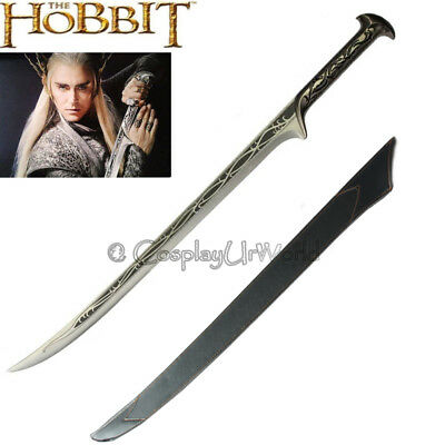 LOTR Lord the Rings Hobbit THRANDUIL Elven King Sword Blade Weapon Cosplay 38""