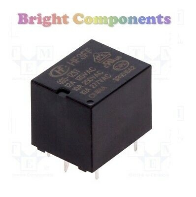 High Power PCB Relay 24VDC Coil, 10A Capacity - SPDT NO/NC - 1st CLASS POST