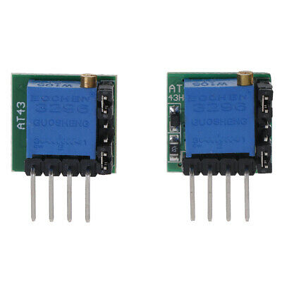 DC 3V-15V delay timer timing switch module 1s~20hours 1500mA for relay switch SP