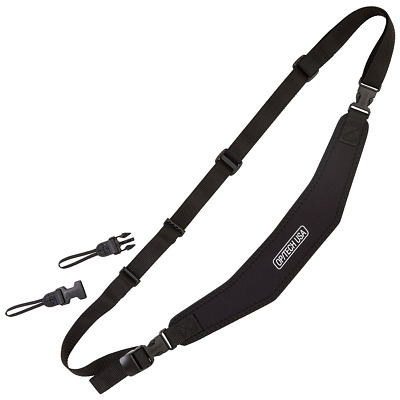 Optech X-Large Utility Sling Quick Adjust Camera Strap - Black,8356