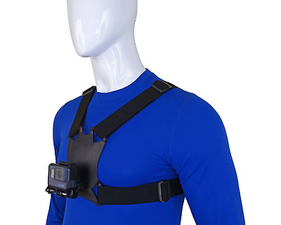 STUNTMAN Chest Harness for Action Cameras